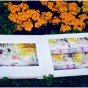Lay-Flat Wedding albums (30x30cm)