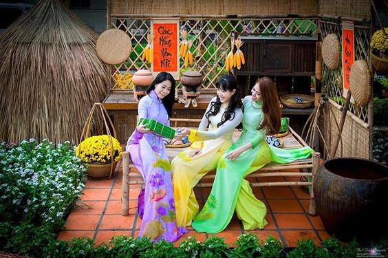 Tết holiday in Vietnam. #thanhtrinhphoto