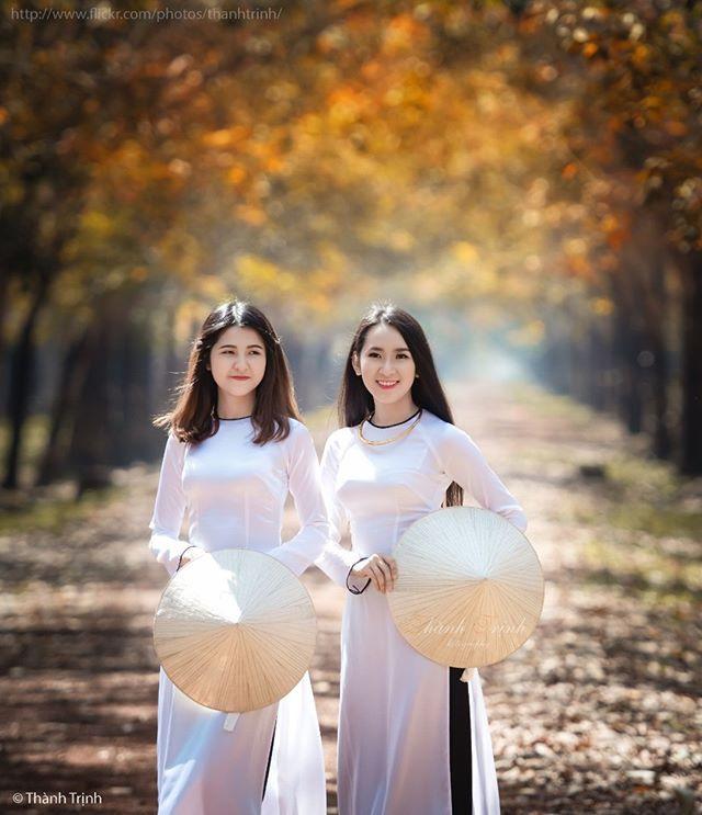 Model_ Tram Le & Tien Phan_MUA_ Ngoc Bic