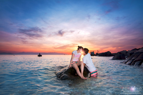 Sunrise Love - Pre-wedding photos