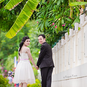 Michael Tan & To Nhu - Pre-Wedding