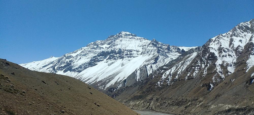 view from trekknig route (Dhankar)