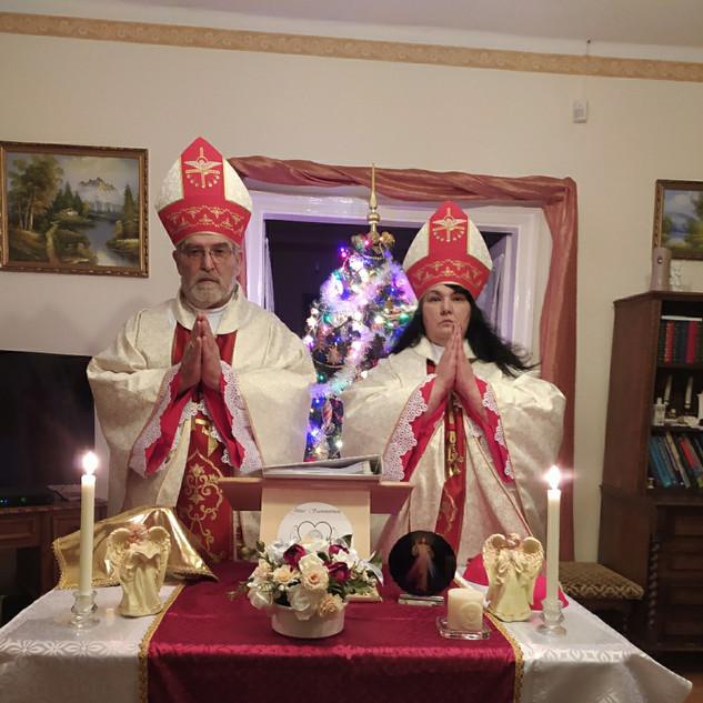 Újévi Istentisztelet