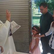 Keresztelő Hatvanban