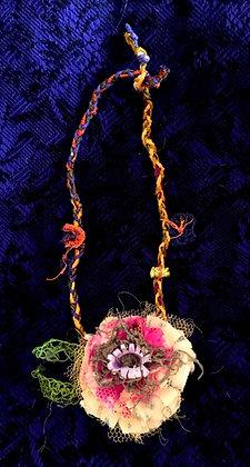 #501 Kimono Flower Morning