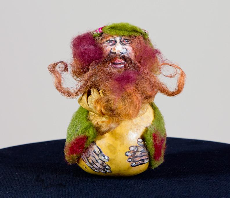 Minsky Gourd Art