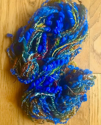 #473 Blue Hair Tangled