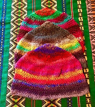 #464 Crocheted Beanies