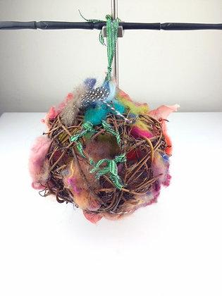 #370 Small Bird Nest