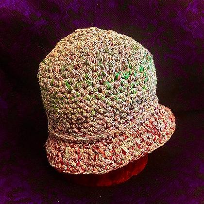 #479 Summer Frolic Crocheted Hat