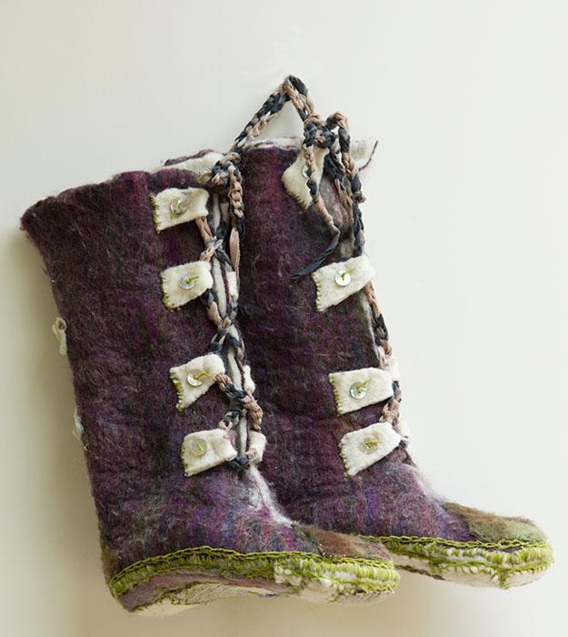 Indoor Boot Slippers