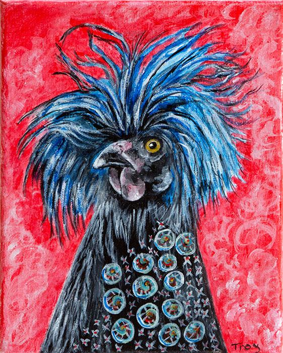 Boho-Chicken