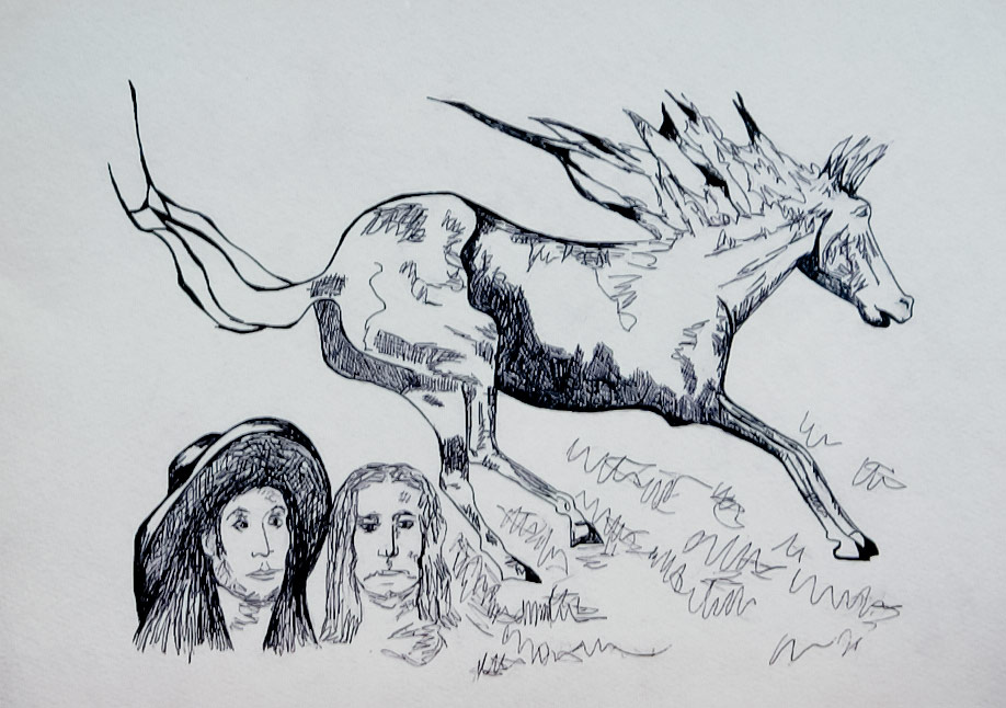MemoriesOf A Horse Named-Joe