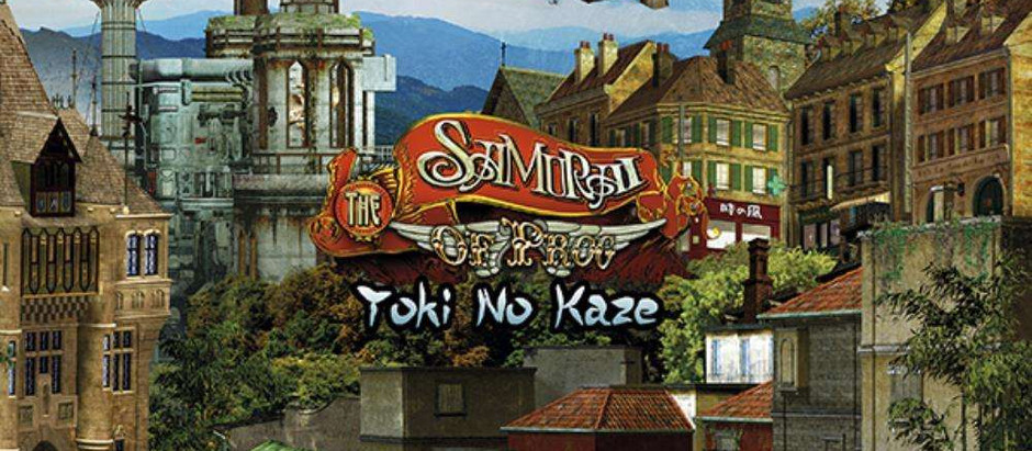"The album ""Toki no kaze"" by Samurai of prog is very well reviewed!"