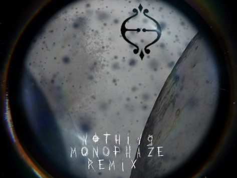 """A new single out now : """"Nothing"""" Monophaze remix!"""