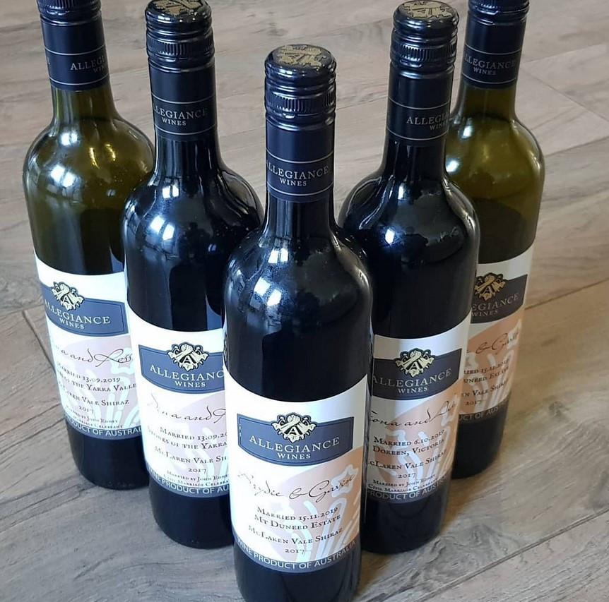 Allegiance Wines