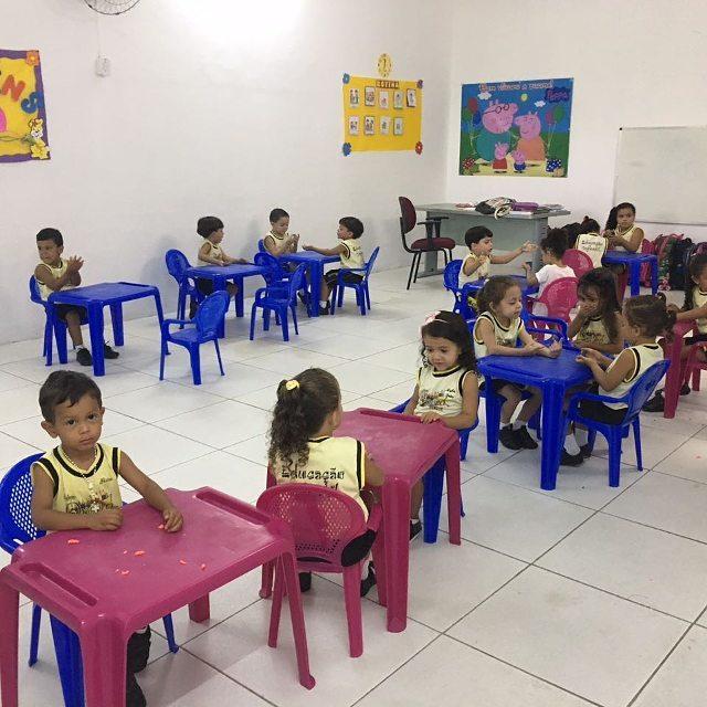 Colégio Opção - Unidade Frei Paulo turma