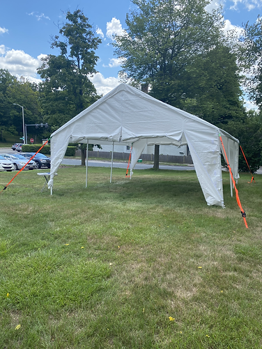 BCAW Tent