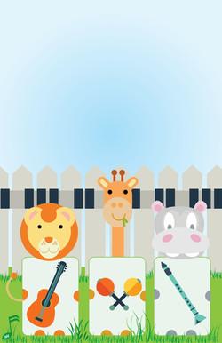 Music and Animals-01