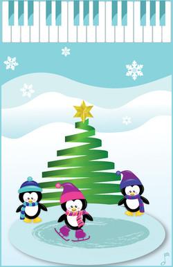 Merry Penguins-01