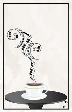 Coffee House Swirls