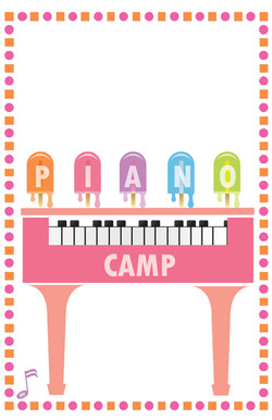 Popsicle Piano Camp