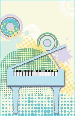 Polka Dot Piano