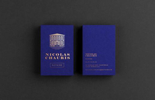 Nicolas Chauris Notaire / Papeterie