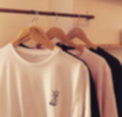 Tee shirts made in @ollieandco_tln dispo