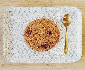 Le ptit cookie Noix de Pécan, c'est la v