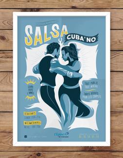 Salsa Cuba'NO