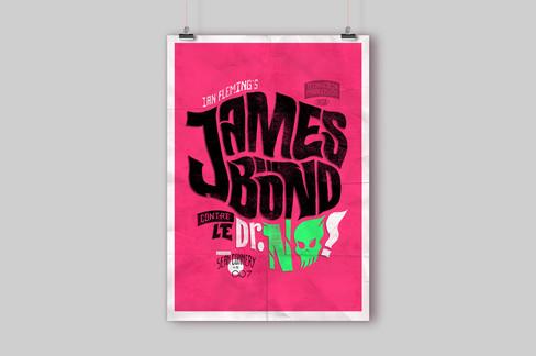James Bond VS Doctor No