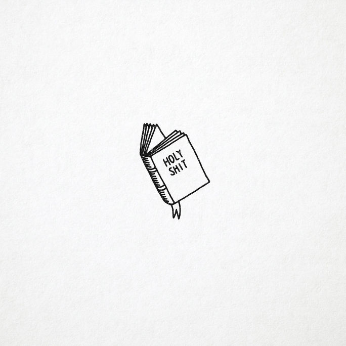 Illustration / Holy Shit
