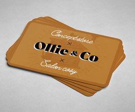 Ollie & Co / Carte de visite
