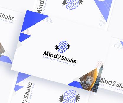 Mind2Shake / Identité visuelle