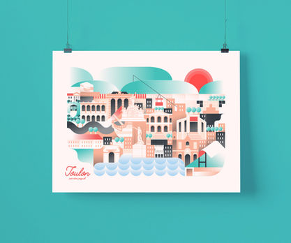 Illustration / Toulon