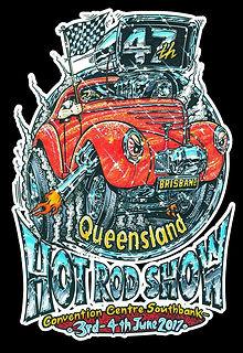 QLD hot rod show