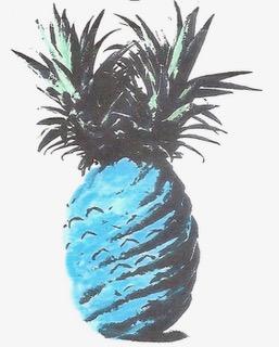 La Pina Azul
