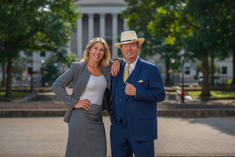 Truman and Tish Chafin The Chafin Law Firm