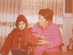 מימונה, סבתא ואני