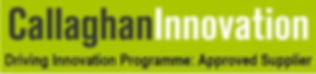 Callaghan Innovation Programmes Approved Supplier