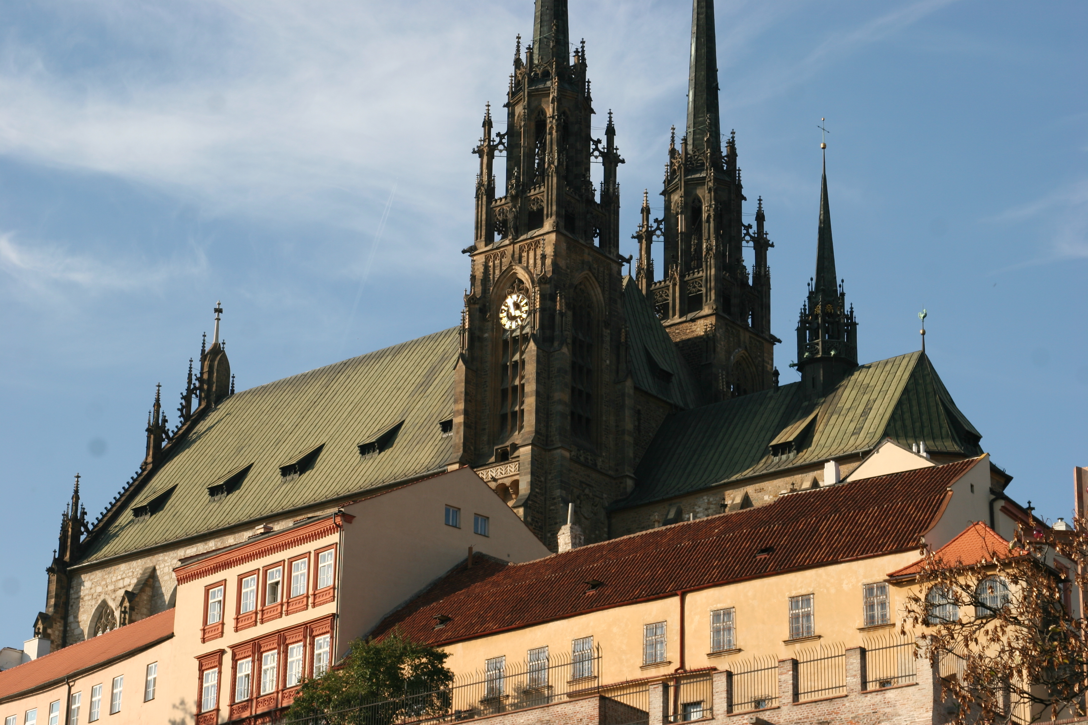 cathedral Brno