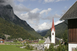 the village Au Austria