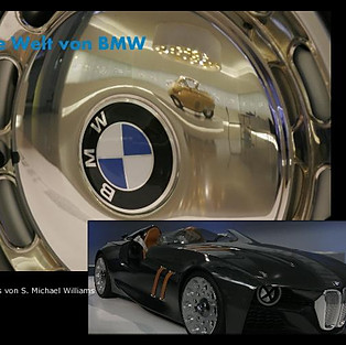 BMW coffe table book