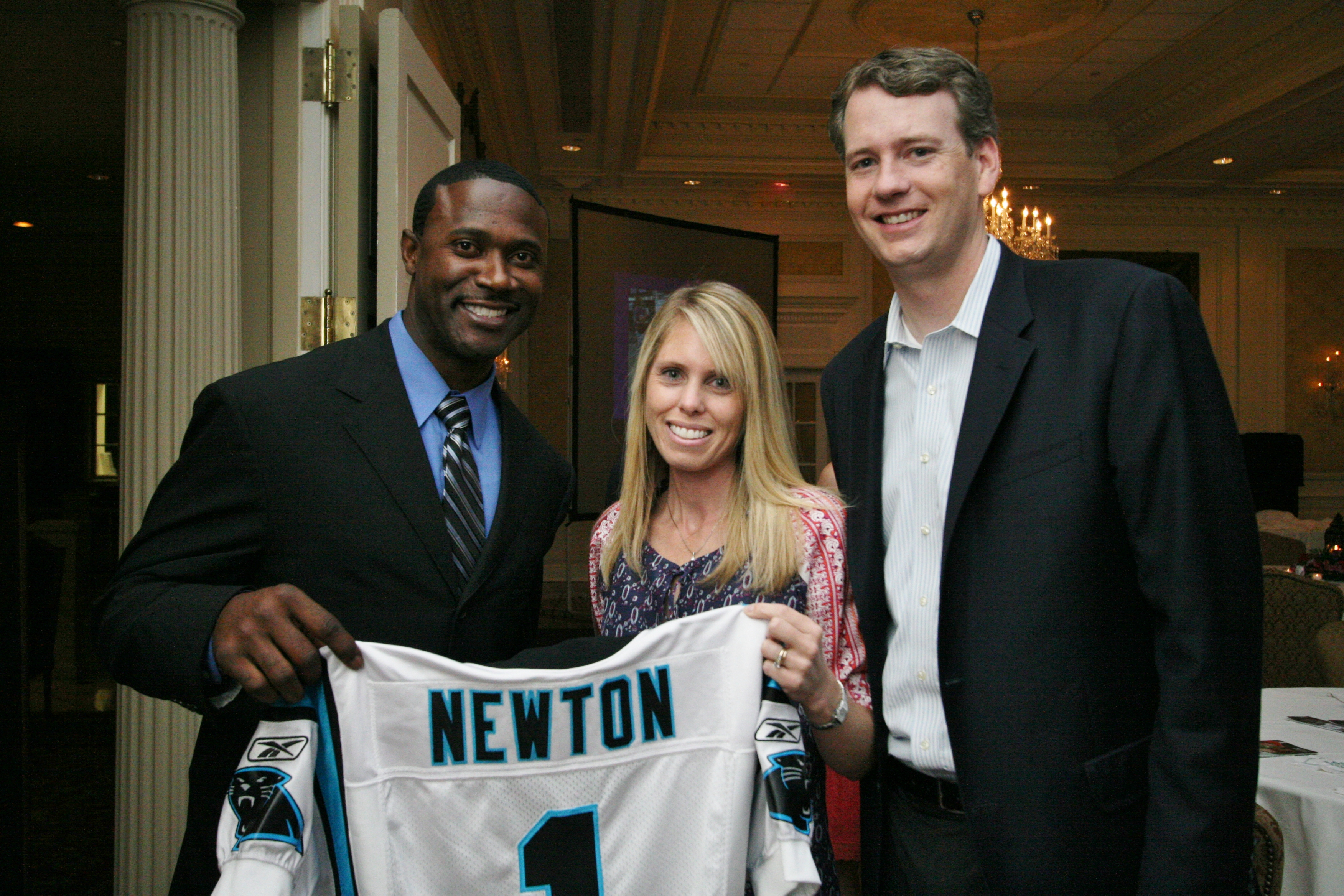 MVP jersey auctioned