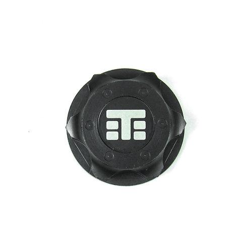 TKR5116B – Wheel Nuts T Logo, 17mm, serrated