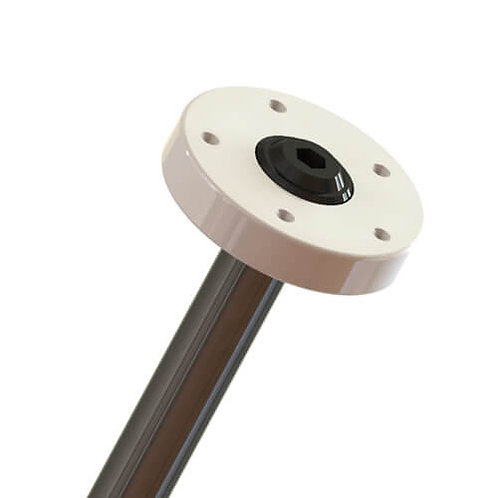 TKR6740 – Shock Pistons (CNC, 5×1.2, flat/flat, 13mm, 2pcs)