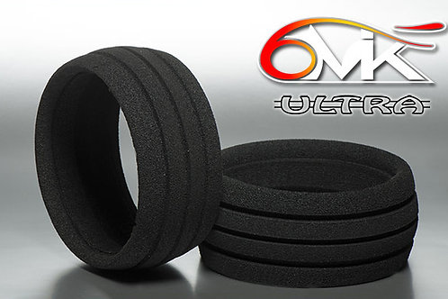6mik Moulded 1/8th Truggy Insert (Pair)
