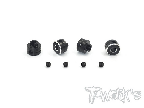 TO-283-T 7075-T6 Alum Antiroll Bar Spacer ( TEKNO EB48 2.0 ) 4pcs