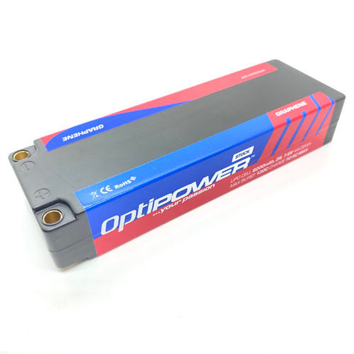 8200MAH 2S HV 7.6v RACE PACK – 2021